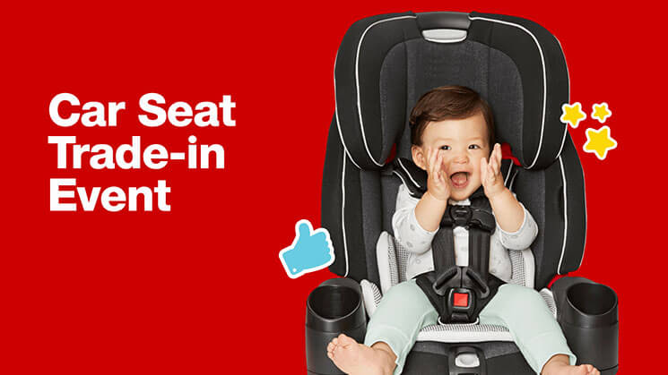 It's Baaaaack! The Target Car Seat Trade-In Event Starts 9/13!