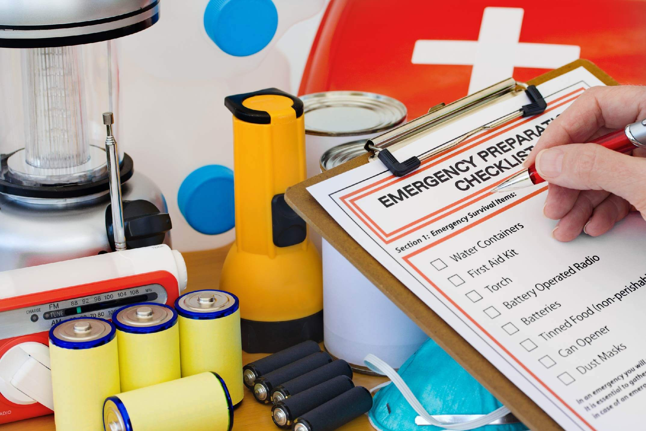 Be Prepared with Deals on Emergency Supplies