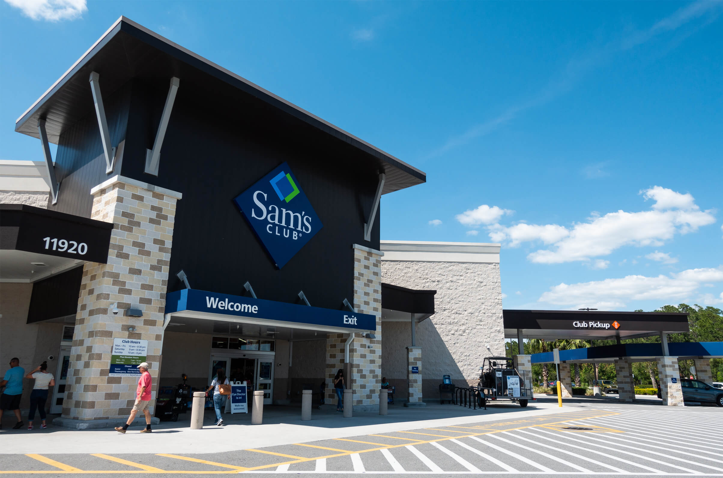 Big Savings on a Sam's Club Membership!