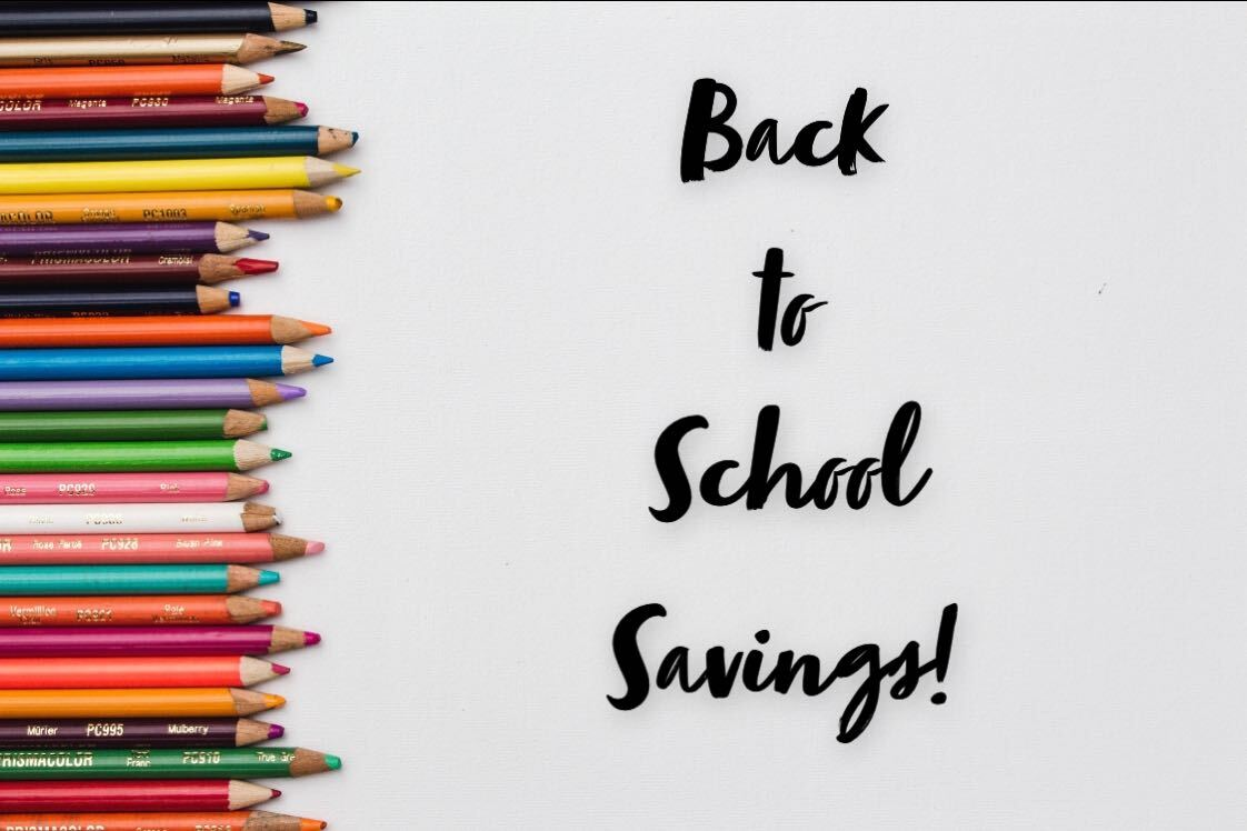 3 Ways to Save on Back-to-School Shopping!