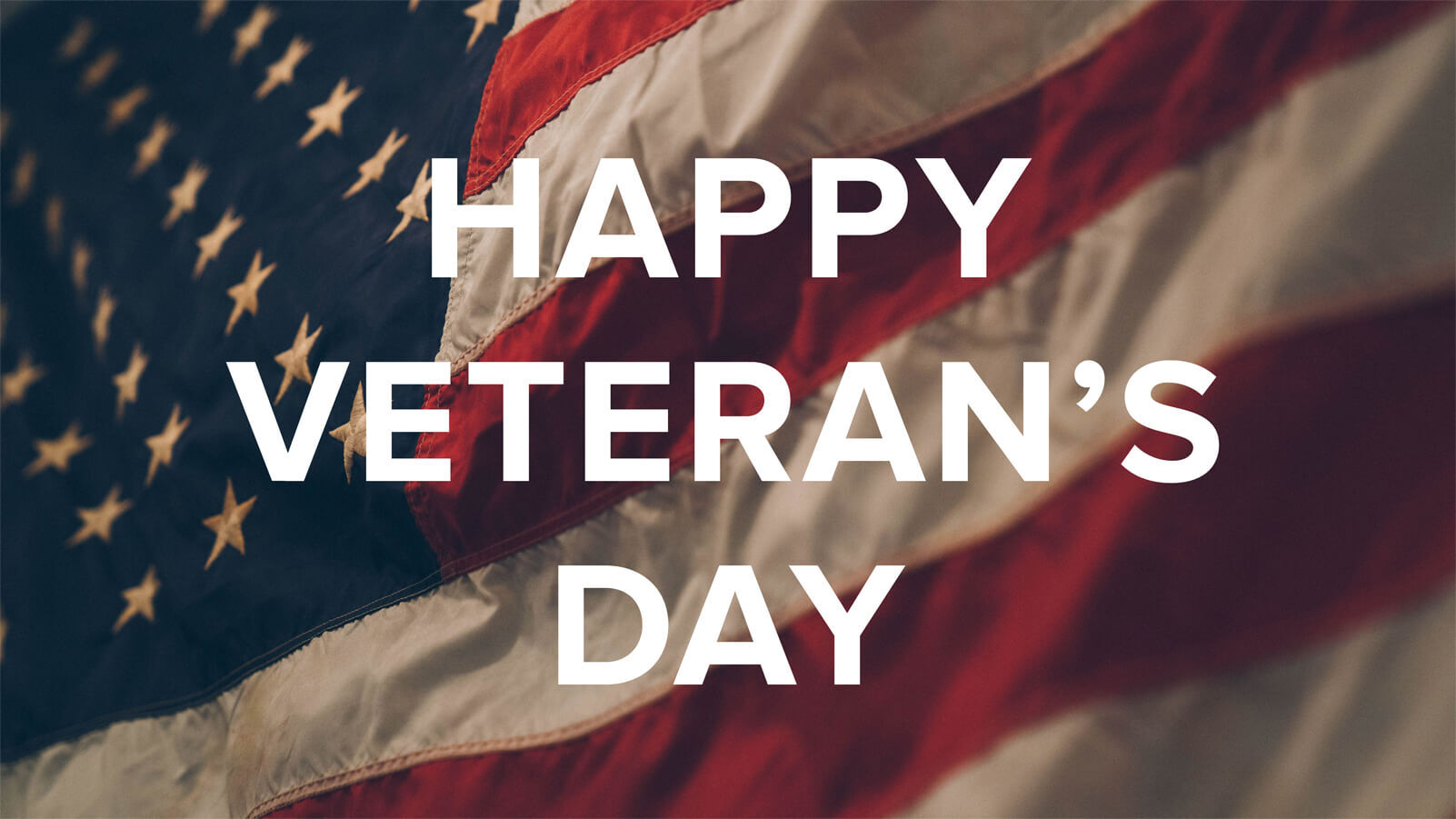 Veterans Day Deals & Freebies — and A Big Thank You!